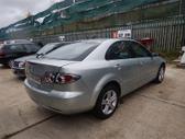 Mazda 6 dalimis. 6 pavaros rida 85000 mylios lieti ratai 8620