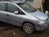 Opel Zafira dalimis. Turime ir daugiau įvairių markių automobi...
