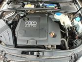 Audi A4 dalimis. Naujai ardomas automobilis. tvarkingas
