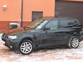 BMW X3 dalimis. Bmw e83 x3 sport 2.0d 2007m. dalimis! taip pa...