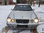 Mercedes-Benz E270. Superkame automobilius su defektais,