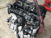 BMW 320 variklio detalės