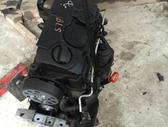 Volkswagen Passat įpurškimo sistema, variklis