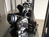 Audi A8. Kokybiškai ir greitai remontuojame turbokompresorius.