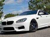 BMW M6. Naujų originalių automobilių detalių užsakymai
