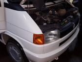 Volkswagen Caravelle dalimis. Automatas. webasto. labai geros