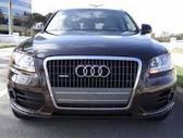Audi Q5 dalimis. Odinis juodas salonas.panoraminis stogas,led