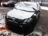 Volkswagen Golf. 1.6 tdi, 77kw, xenon, europa, kablys. multi