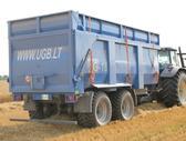 UGB Puspriekabės, traktorinės priekabos