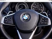 BMW X1 oro pagalvės