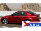 Alfa Romeo 159 dalimis. Www.xdalys.lt   bene didžiausia naud...