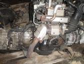 Mitsubishi Pajero. Variklio kodas 4m41