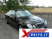 Mercedes-Benz E280 dalimis. Xdalys.lt  bene didžiausia naudo...
