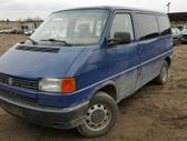 Volkswagen Transporter dalimis. Prekyba originaliomis naudotom...