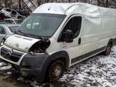 Citroen Jumper, krovininiai mikroautobusai