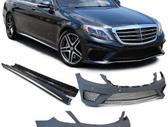 Mercedes-Benz S klasė. S65 amg styling paketai, w222 .nauji