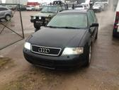 Audi A6 dalimis. Daugiau informacijos telefonu. +37061354090