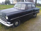 Opel Rekord, sedanas