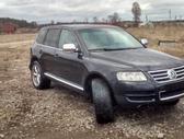 Volkswagen Touareg dalimis. Pneumatika, xenon žibintai. r22