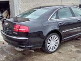Audi A8 dalimis. S  apdaila, galinis dangtis nuo audi