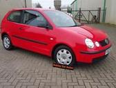 Volkswagen Polo. Awy