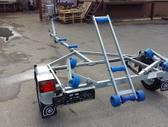 Tiki Treiler BP750L, vandens transporto