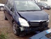 Toyota Corolla Verso. Benzin-dyzel, dalis siunciu.....detali