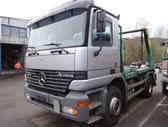 Mercedes-Benz Actros, konteinerių gabenimo