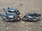 Audi Q5. Kebulo ir vaziuokles dalys visu modeliu lengviesiems
