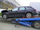 Audi A6. Dalimis 2015m   c7    rida  9540 myliu