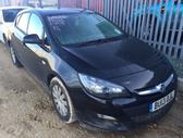 Opel Astra. Dalimis is anglijos   1.7td