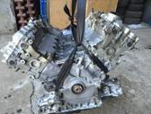 Audi A8. Tiktai variklis