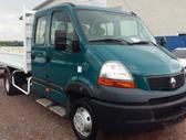 Renault Mascott 76000 km.!!!!, dviguba kabina