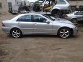 Mercedes-Benz C320. Mb c203 3.0 ltr variklis, tv blokas, juoda...