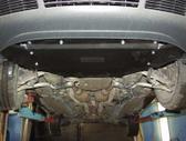 Audi A4. Karterio apsauga audi a4 (b5), audi a6 (c5) variklia...