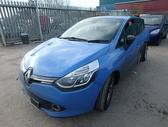 Renault Clio dalimis. Clio 1.5dci, rida 23 000ml. dalimis