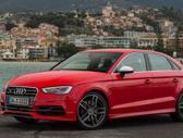 Audi S3 dalimis. !!!! tik naujos originalios dalys !!!!  !!!