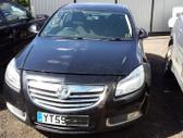 Opel Insignia. Automobilis parduodamas dalimis. galime pasiū