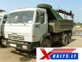 KamAZ 55111, sunkvežimiai