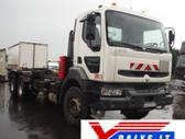 Renault Kerax, sunkvežimiai