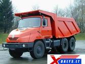 Tatra Jamal, sunkvežimiai