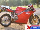 Ducati 998, sportiniai / superbikes