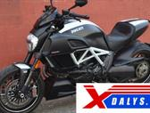 Ducati Diavel, sportiniai / superbikes