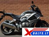 Honda CrossRunner, touring / sport touring / kelioniniai