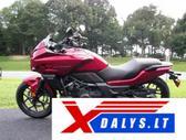 Honda CTX700, touring / sport touring / kelioniniai