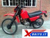 Honda XLR, krosiniai