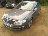Volkswagen Passat. Odinis salonas, 5 begiu mechanine pavaru de...