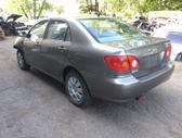 Toyota Corolla. Naudotos automobiliu dalys automobiliai nuo