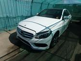 Mercedes-Benz C250. Mercedes c250 cdi amg, skendusi.  dėl