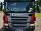 Scania P, vilkikai